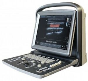 Demo Model Chison Eco5 Ultrasound With One Probe warranty 2 Years