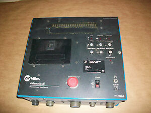 Miller Automatic M Microprocessor Weld Control 043268