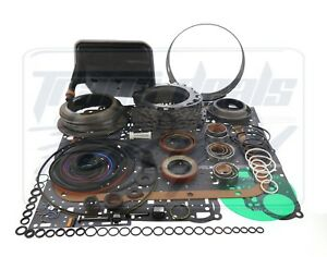 4l60e Transmission Power Pack Deluxe Rebuild Kit W Alto Power Pack Gm 1993 96