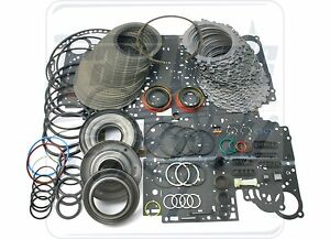 4l60e Transmission Power Pack Master Rebuild Kit 1997 03 Gm Chevy