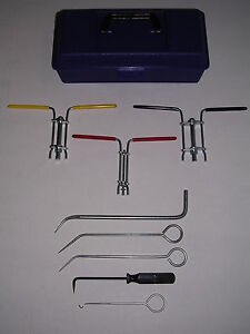 New Hydraulic Cylinder Rod Seal Installation Tool Kit Pick Tool Set O ring Tool