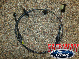 99 Thru 04 F 250 F 350 Oem Ford 7 3l Auto Transmission Shift Cable Without Pto
