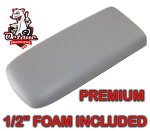 Premium Ford Explorer Medium Gray Console Lid Armrest Repair Kit 1995 2001 Foam