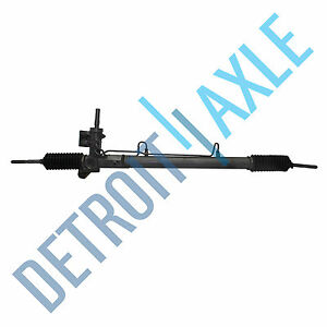 Complete Power Steering Rack And Pinion Assembly 1 Sensor Port Chrysler