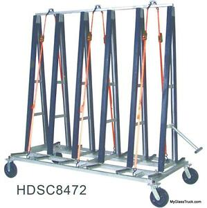 Heavy Duty Cart Hdsc8472 Groves Glass Rack Stone Granite Rack Ships Free