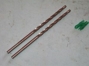 2 New Hss Four Flutes Step Reamers 2344 X 1930