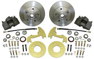 1949 1951 49 50 51 Merc Mercury Front Disc Brake Conversion Kit