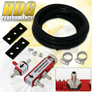 New Universal Red In Cabin Adjustable 1 30 Psi Jdm Turbo Boost Controller