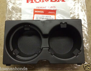 Genuine Oem Honda Element Pilot Front Console Cup Holder Assembly Cupholder
