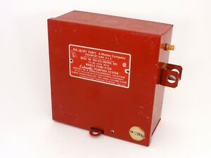 Veeder root Red Jacket Pump Control Box 880 029