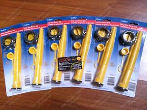 6 pk Scepter Gas Can Spouts Vent Kit Moeller Midwest American Igloo Eagle Reda