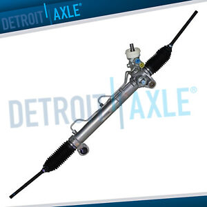 Complete Power Steering Rack And Pinion Assembly For Acadia Enclave Sensor Type