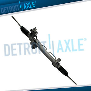 Complete Power Steering Rack And Pinion Assembly For Acadia Enclave W Sensor