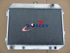 Aluminum Radiator 68 74 Dodge Charger Challenger 70 74 68 72 Plymouth Gtx