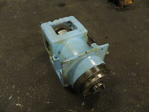 Spindle Assembly Off Of Matsuura Mc 500vsdc Vmc Cat 40 Taper Mfg d 1986 11