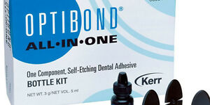 Optibond Solo All in one Kerr 5ml Bottle Kit