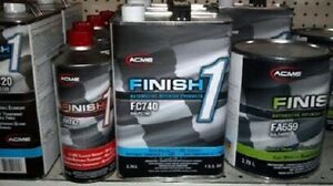 1 Gallon Kit Finish 1 Clear Coat Finish1 Fc740 And Fh742