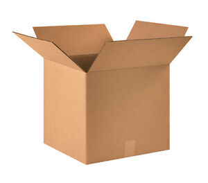 100 Corrugated Boxes 14 X 10 X 6 Cardboard Shipping Box Moving Cartons