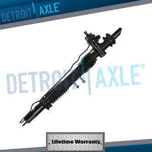 Buick Cadillac Chevy Olds Pontiac Complete Power Steering Rack Pinion Assembly