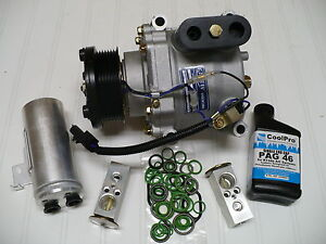 New A C Ac Compressor Kit For 2000 2003 Dodge Ram Van 1500 2500 3500
