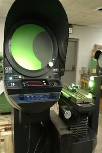 Ogp Optical Gaging Oq 20s Comparator With 3 Lenses Refubished
