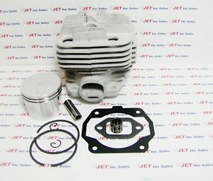 Cylinder Piston Kit Fits Stihl Ts400 Nikasil