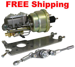 1949 51 49 50 51 Mercury Car New Power Brake Booster Kit