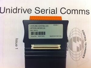 New Control Techniques Unidrive Ud 50 Option Module 1 Year Warranty Ud50