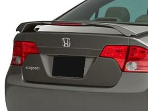 New Painted Fits Honda Civic 2dr 2001 2002 2003 2004 2005 Spoiler Any Color