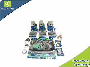 New Kubota D950 Overhaul Kit Std