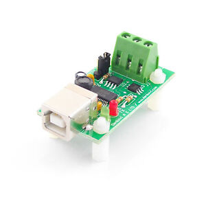 Usb To 1 wire ibutton Interface Adapter For Your Home Automation Project