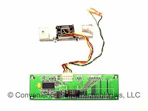 New Verifone Ruby Mag Magnetic Strip Reader Replacement For Cpu4 Cpu5 18300 03