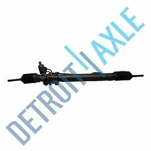 1989 1998 Mazda Mpv 2wd Complete Power Steering Rack And Pinion Assembly