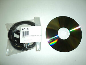 Hytera Compatible Programming Cable Software Rsr 232 Pc18 Tc 610p Tc 700p Tc 780