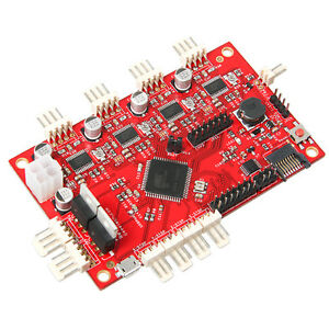 Geeetech Reprap Printrboard Control Board For Prusa Mendel Makerbot 3d Printer