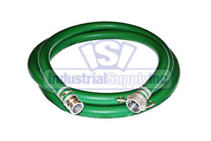 2 X 20 Trash Pump Water Suction Hose W camlock