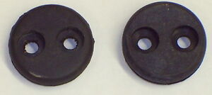 1957 Chevy Gmc Parklamp Headlamp Inner Fender Grommets Pair