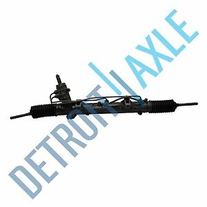 Bmw 3 Series Complete Power Steering Rack And Pinion Assembly Usa Made