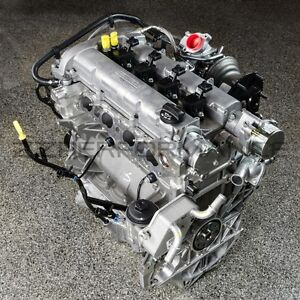 Gm Chevrolet pontiac solstice sky Ecotec Lnf Ldk 2 0l Turbo Engine Brand New Rwd