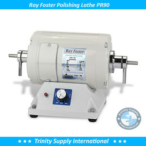 Variable Speed Lathe Ray Foster Pr90 Dental Lab High Quality Made In Usa