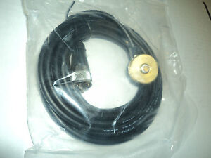 New Tram 2250 Nmo 3 8 3 4 Hole Mount 17 Cable W Pl 259 Longer Shaft