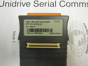 Control Techniques Unidrive Ud51 Iss4 2nd Encoder Option Module ud 51