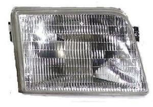 93 94 95 96 97 Ford Ranger Headlight Right Passenger New Headlamp