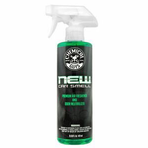 Chemical Guys Air10116 New Car Smell Air Freshener Odor Eliminator 16 Oz