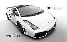 Lamborghini Gallardo Widebody Body Kit 04 08 Front Rear Bumper Spoiler Diffuser