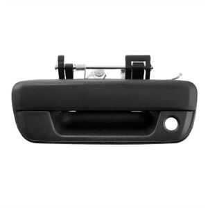 New Tailgate Handle W Keyhole For 04 12 Chevrolet Colorado 25801998 Gm1915118