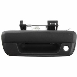 New Tailgate Handle W Keyhole For 04 12 Colorado Canyon Gm1915118 25801998