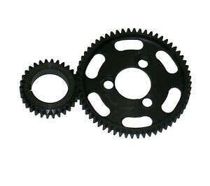 Vw 1600 Type 1 2 And 3 Steel Straight Cut 3 Bolt Cam Gear Set