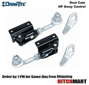 Draw Tite Dual Cam Hp Sway Control For Weight Distribution Trailer Hitch System
