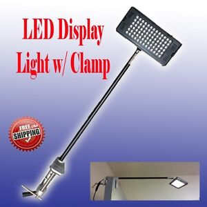 Led Display Light Booth Panel Trade Show W Clamp 78 Led Las Vegas Approved Ul